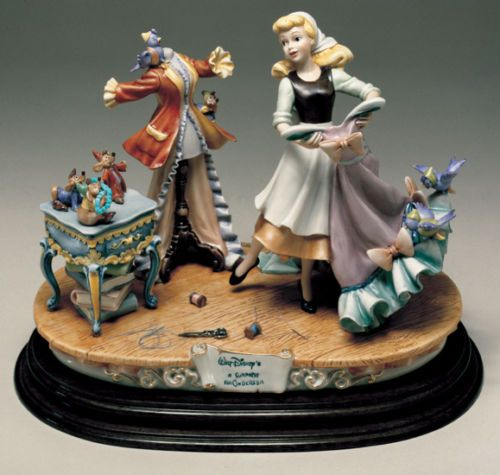 Porcelain Fairy Godmother Delicious In Taste By Brand, Company, Character