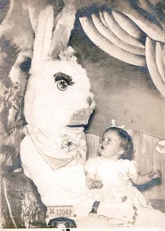 1000+ images about Creepy Easter Bunny Photos on Pinterest | Sheds ...