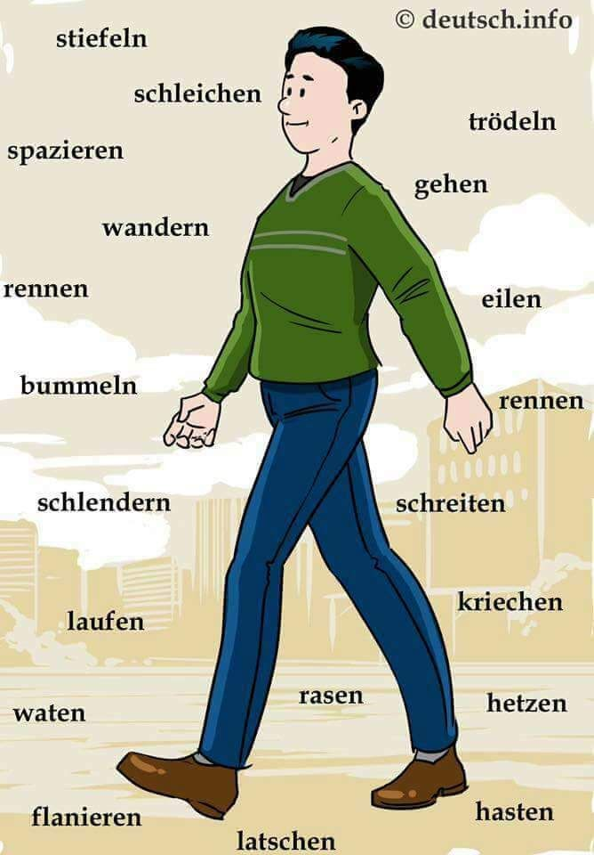 Verben Und Synonyme Projekt Deutsch Grundschule Förderunterricht