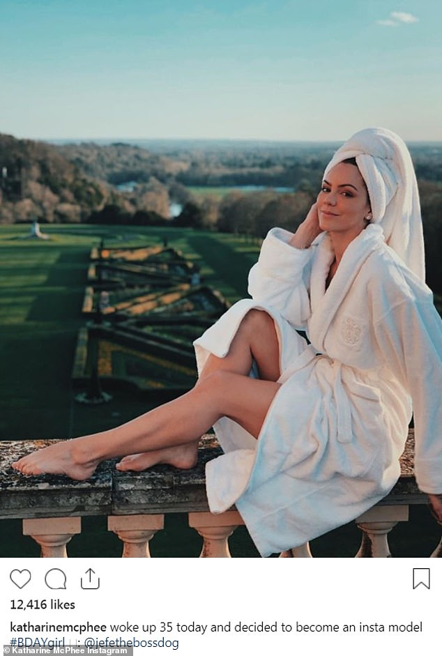 Katharine Mcphee Jokes That She Has Become An Insta Model Insta Models Katharine Mcphee Model