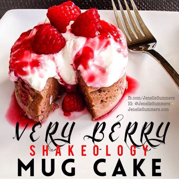 Mug Cake Microwave Vanilla
