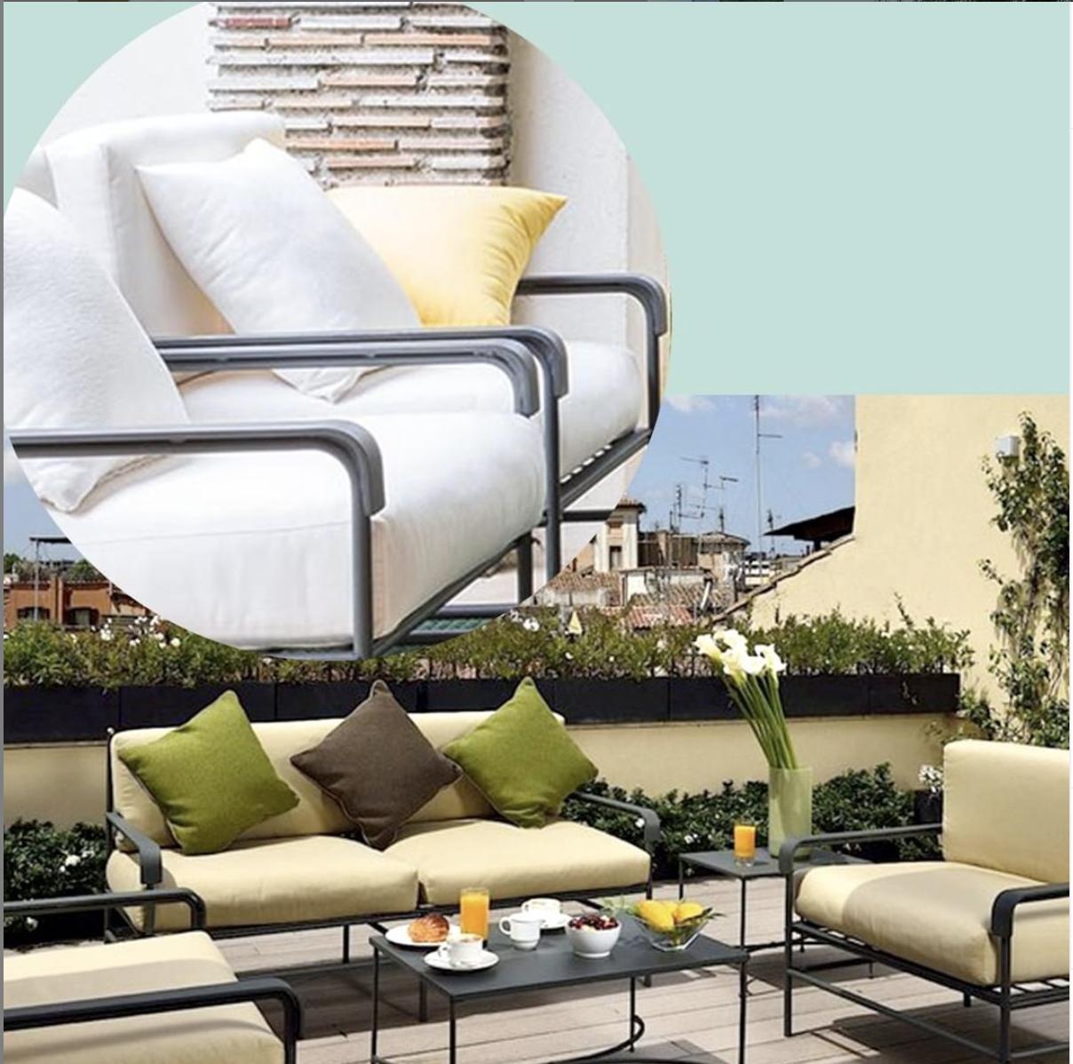 Toscana - Unopiu | Des idées de Mobilier de jardin design et ...