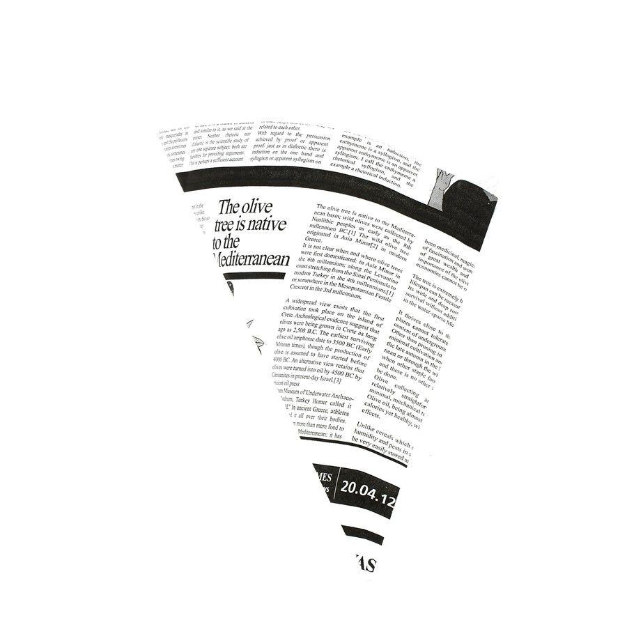 Cono de papel para fritos con decoracion periódico. Unidades Caja: 1.000 und. Medidas: 32x21x23 cm Un cucurucho de papel que evoca a nuestra niñez y las tarde de feria. Apto para todo tipo de eventos. Original y duradero.