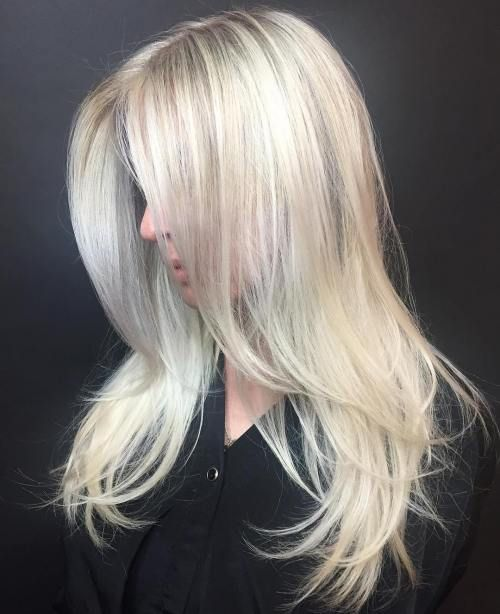 40 Classy Hairstyles For Long Blonde Hair Beauty Blonde