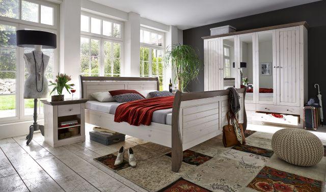 Schlafzimmer Monaco ~ Sektorový program monaco sconto nÁbytok rustikal