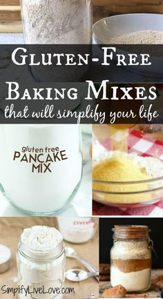 Gluten-Free Baking mixes that will simplify your life