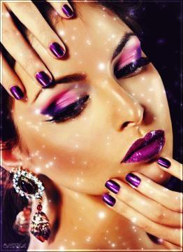 Just Beauty,proprio di bellezza ,Cafe,Belle Donne Nummer 2 und  pinke Bilder,goldene  Bilder