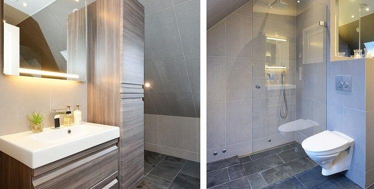 Aménagement De Combles Idées Pour Chaque Pièce - Amenagement salle de bain combles