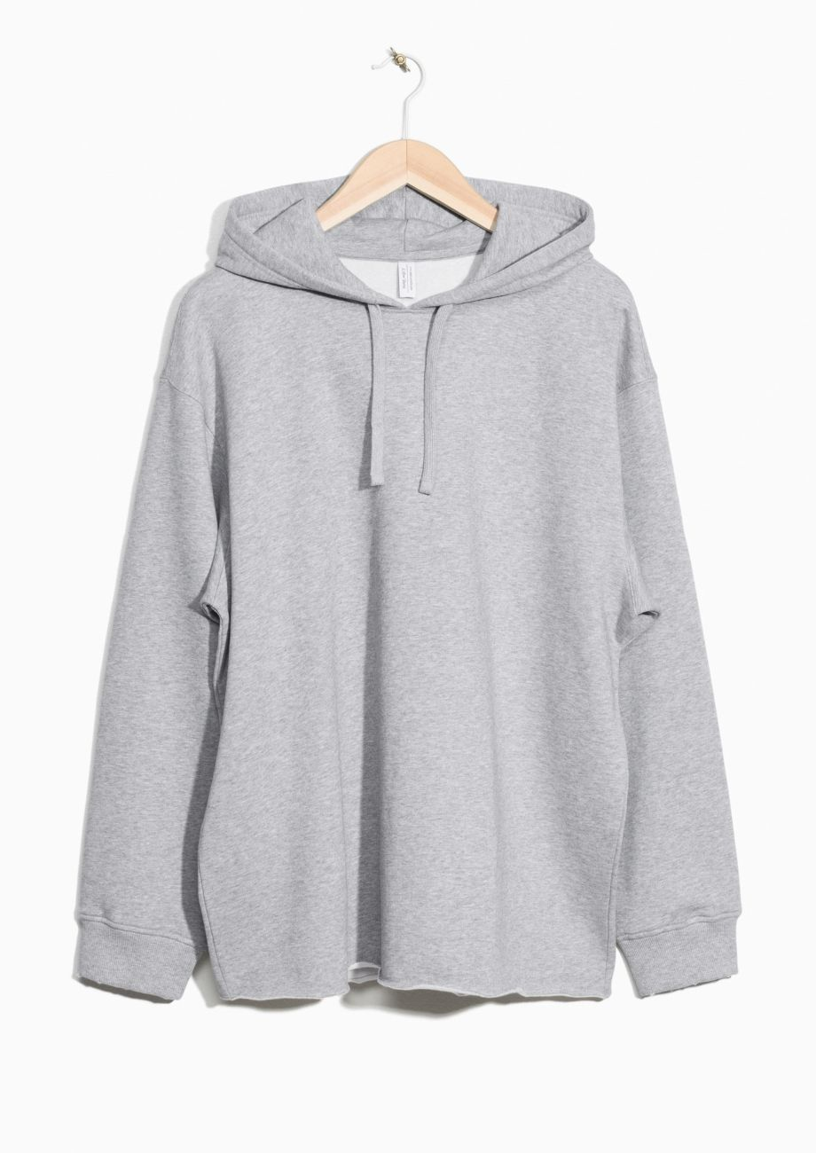 Other Stories Image 2 Of Oversized Hoodie In Grey Hoodies Oversized Sweatshirt Outfit Oversize Hoodie [ 1300 x 920 Pixel ]