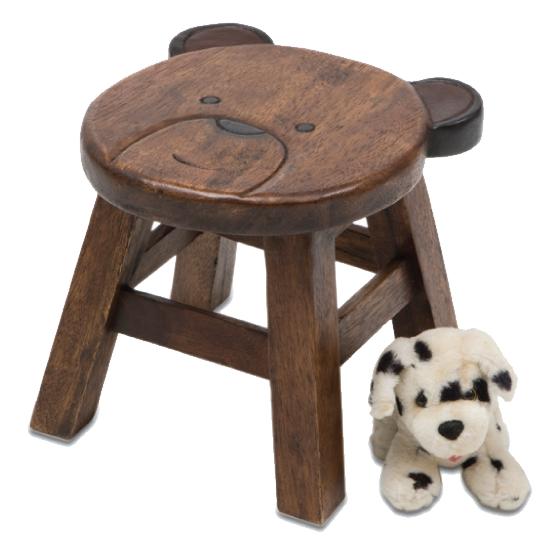 Fabulous Childrens Wooden Bear Stool 19 99 A Fabulous Addition To Short Links Chair Design For Home Short Linksinfo