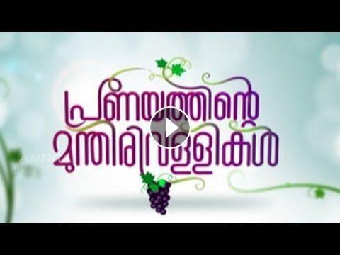 Mohanlal & Meena | Pranayathinte Munthiri Vallikal | Cristmas Special Episode | Promo