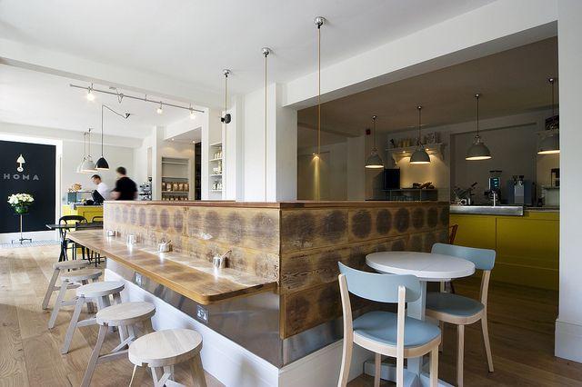 Restaurant bar design awards homa london turn