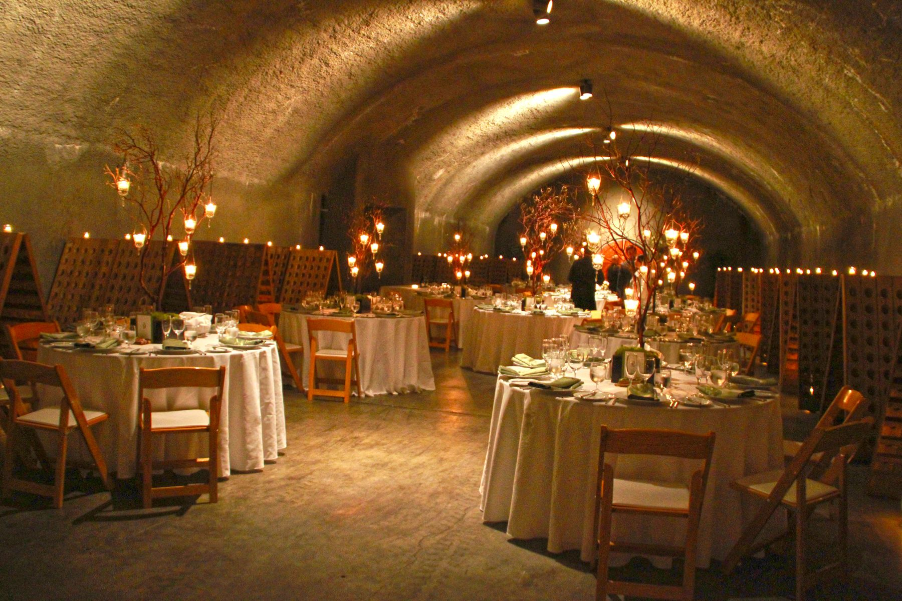 Gloria Ferrer Wine Cave