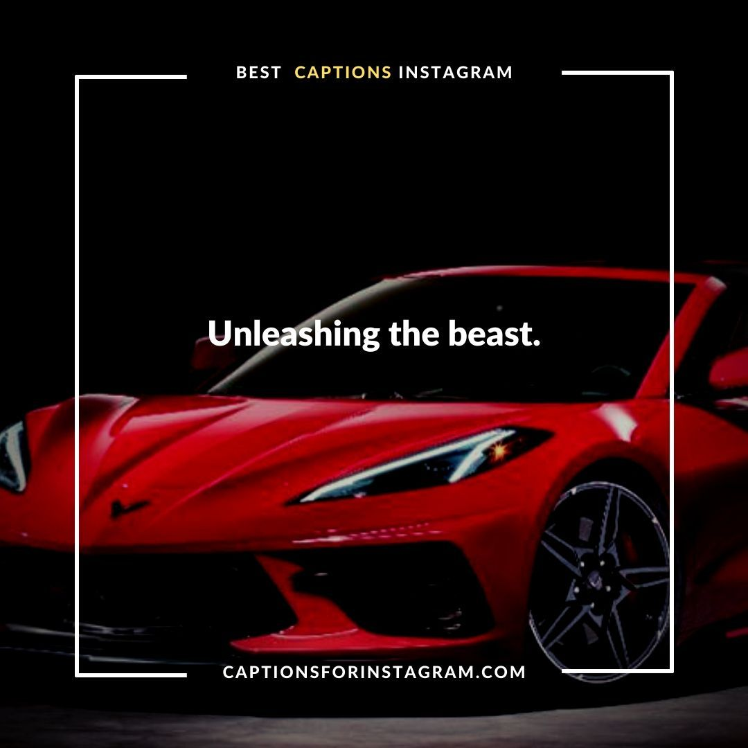 Best New Car Captions For Instagram Best New Cars Instagram Captions New Cars