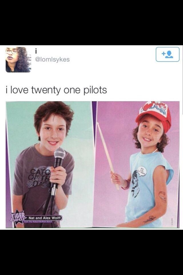 THE NAKED BROTHERS BAND OH MY GOD Emo Bands Music Screamo Josh