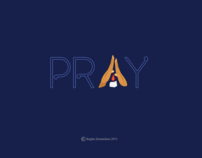"Check out new work on my @Behance portfolio: ""Pray For Paris"" http://be.net/gallery/43441283/Pray-For-Paris"