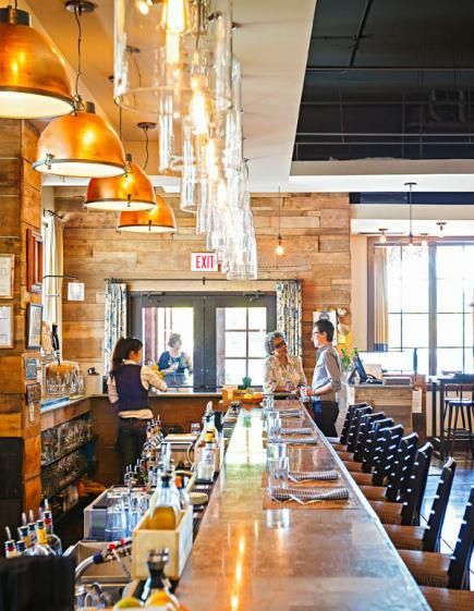 Rye In Leawood Kansas One Of Our Picks For Best New Midwest Places To