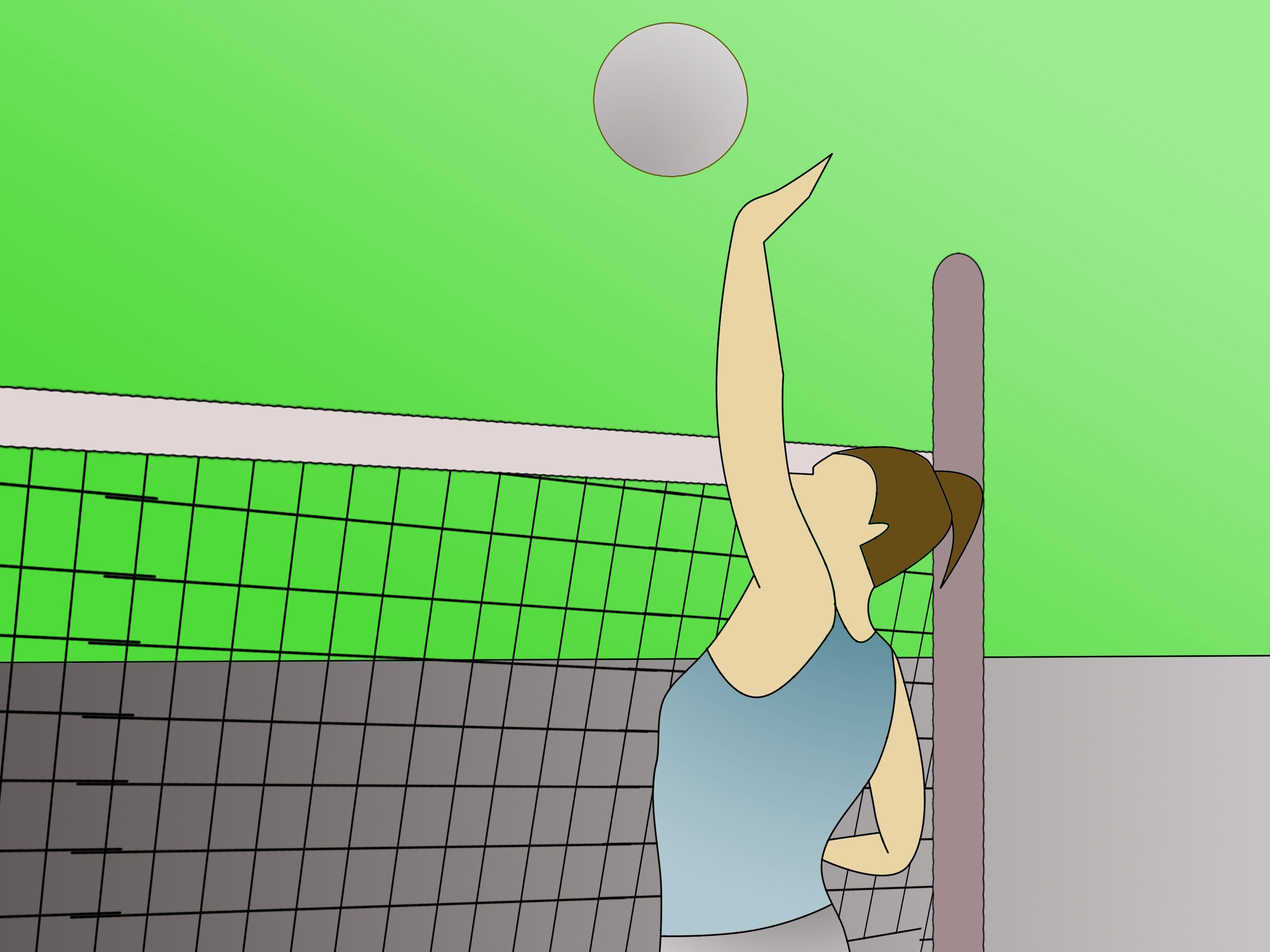 How To Be A Better Volleyball Player Volleyball Tips Volleyball Players Volleyball Workouts
