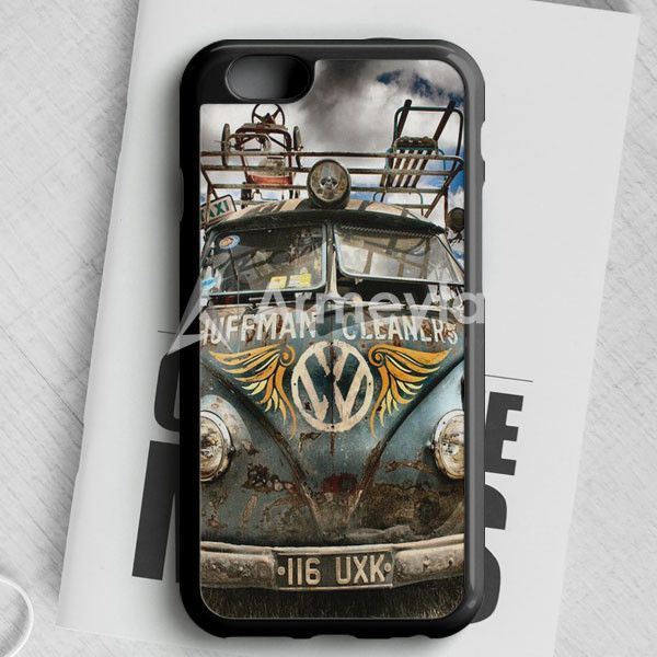 Vw Vintage Beach Volkswagen Retro Van iPhone 6/6S Case | armeyla.com