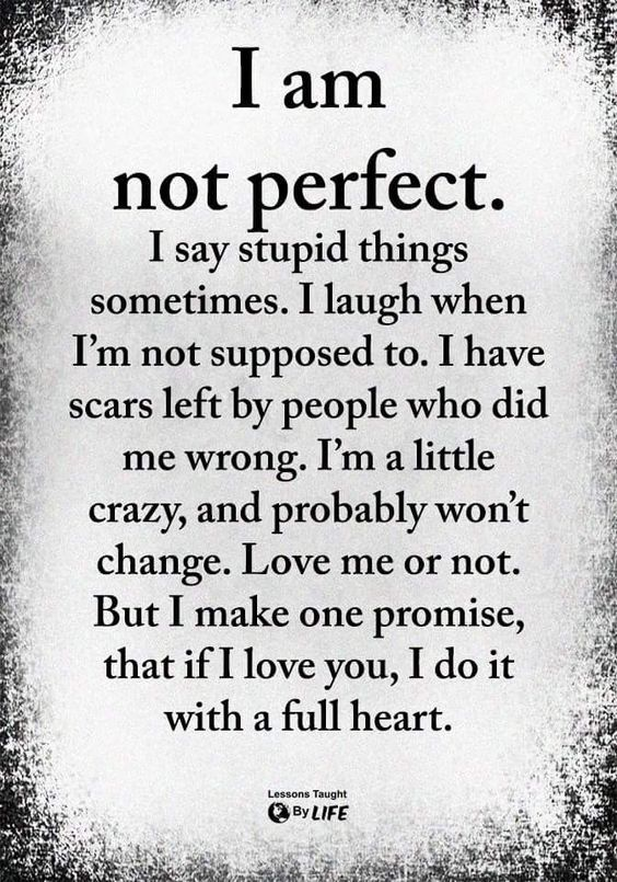 Im Not Perfect Quote : perfect, quote, Janice, Tennant, Advise, Thought, Quotes,, Perfection, Inspiring, Quotes, About