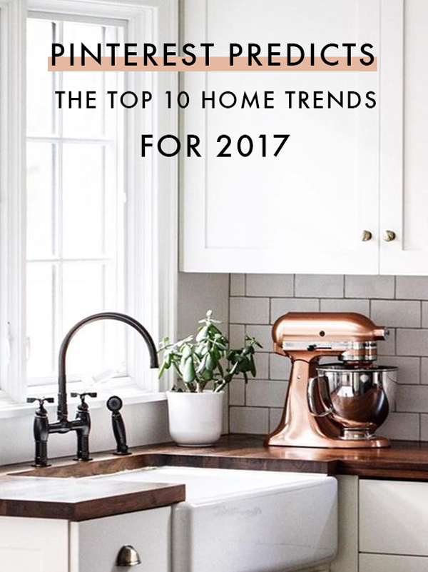 Home Trends 2017 Kitchen Decor New For
