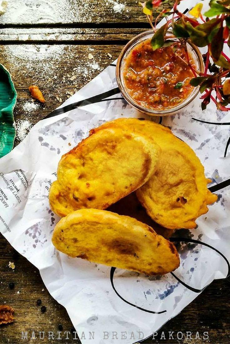 Mauritian Bread Fritters Pakoras Mauritian Dipain Frire Www Peachytales Com Peachytales Mauritianfood Mauritian Breadf Mauritian Food Mauritius Food Food
