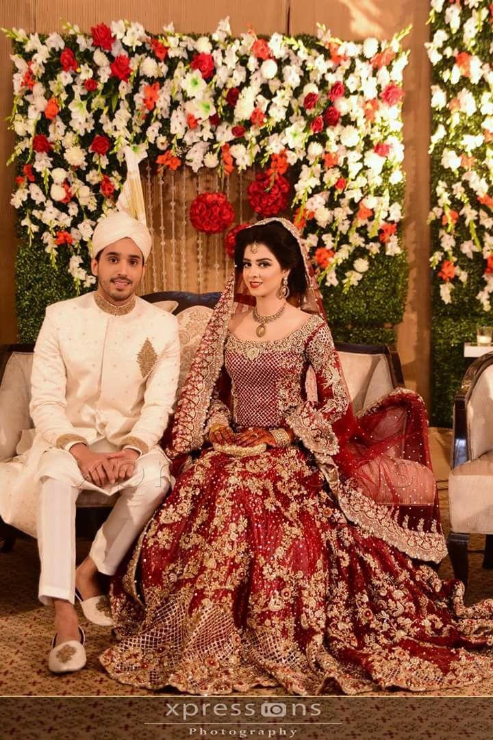 Red Pakistani Bridal Gown Pakistani Bridal Dresses Bridal Dresses 2018 Bridal Dresses
