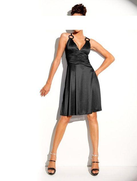 Cocktailkleid #schwarz-045282 | Kurze schwarze Kleider | Pinterest