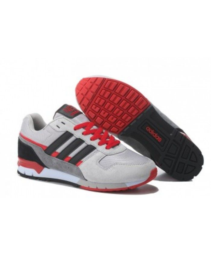 Coolest Adidas Neo 8K Exclusive Runner Mens Really Cool Sneakers Black/Red/Grey