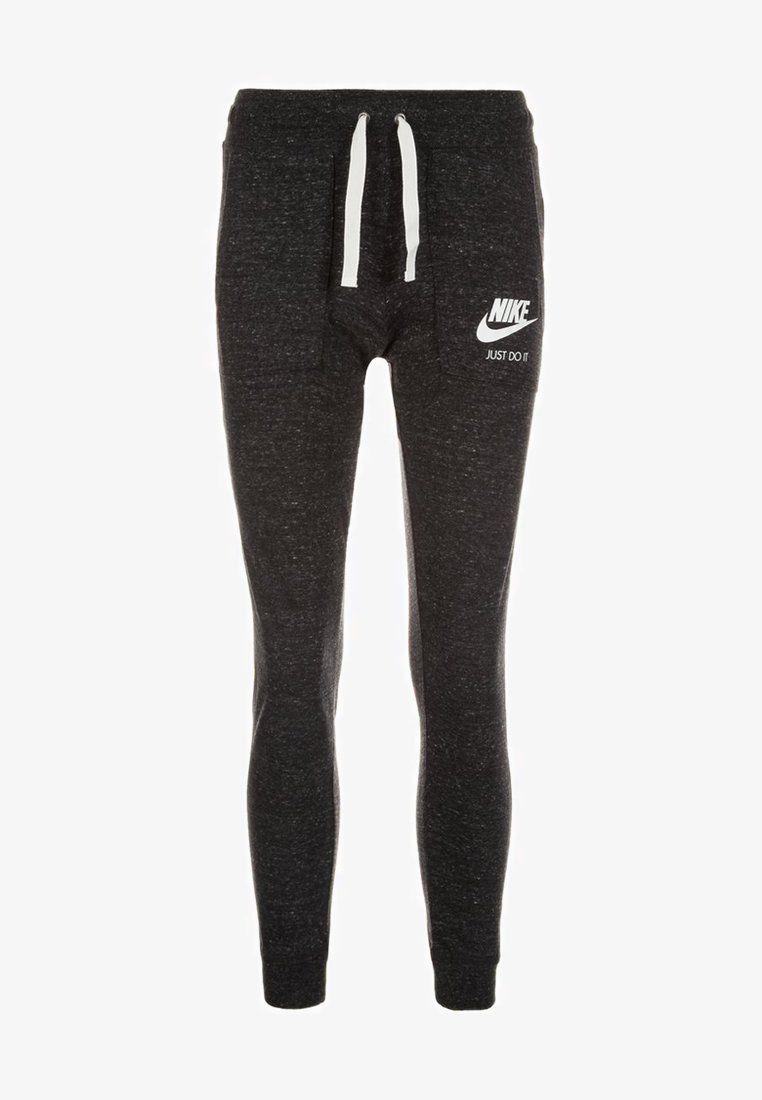 1bae3dee842b23 Nike Sportswear GYM VINTAGE - Jogginghose - black - Zalando.at