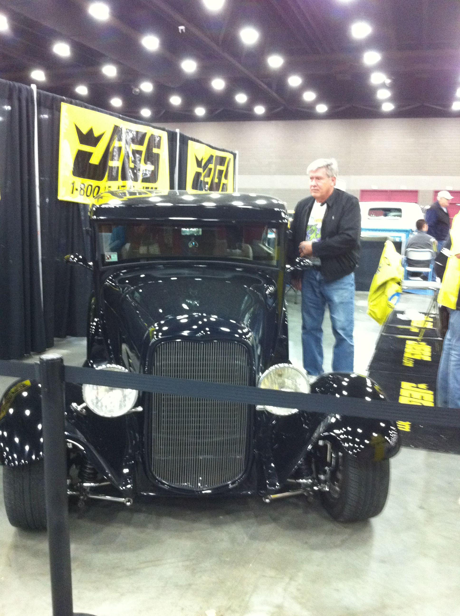 Carl Casper Car Show Louisville KY Little Ford With Big Daddy - Car show louisville ky