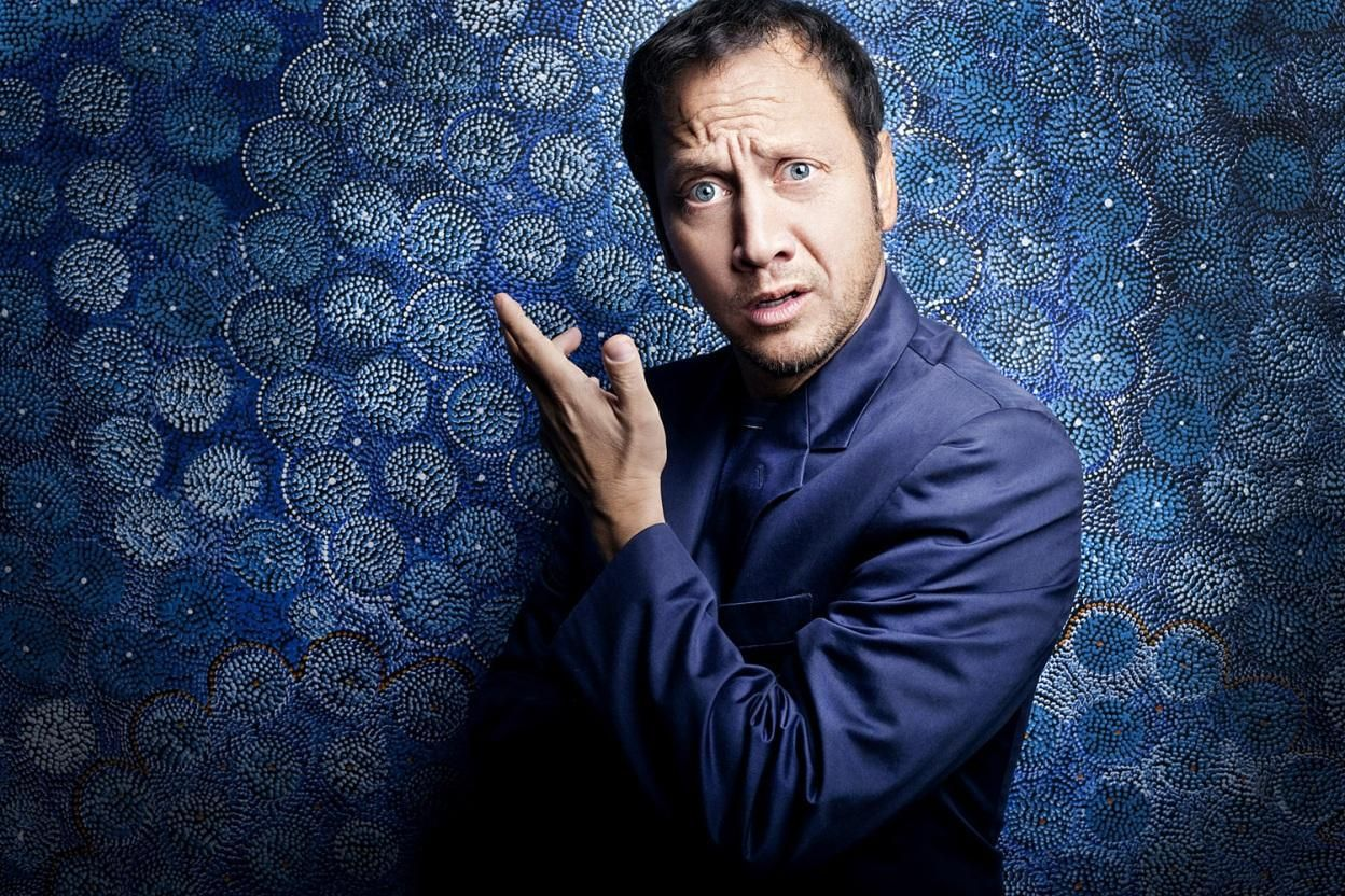 Rob Schneider Comedy Show (With images) | Comedy show, Rob schneider, Comedy
