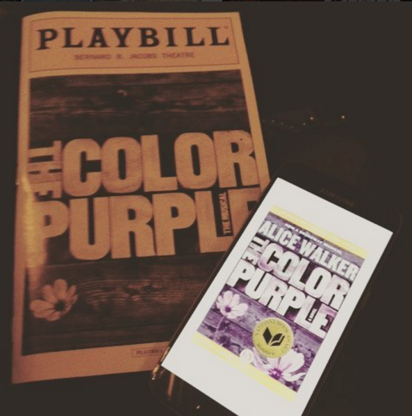taking the ebook edition of alice walkers the color purple to the broadway show - The Color Purple By Alice Walker Online Book