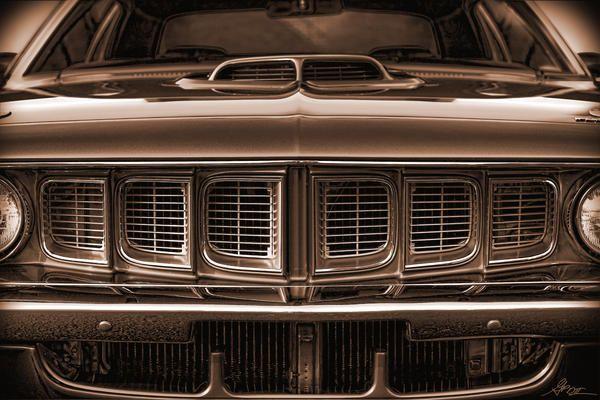 1971 Plymouth 'Cuda 440