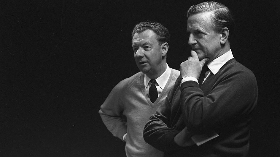 Benjamin Britten and his muse and lover, Peter Pears. A collaboration which created some of the most beautiful, harrowing and perfect music of the 20th century.