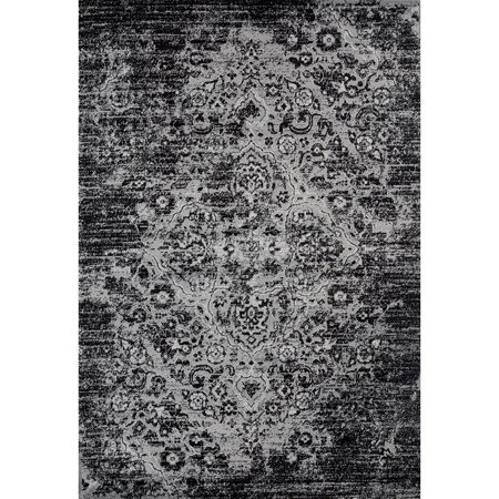 Persian Rugs 4620 Distressed Gray 7 10x10 6 Area Rug Large Carpet Size 7 10 Inch X 10 6 Inch Area Rugs Persian Rug Large Rugs