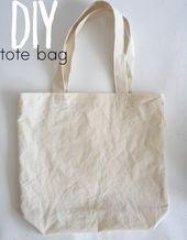 DIY tote bag  megan nielsen design diary diy tote bag I want to hang onto bag