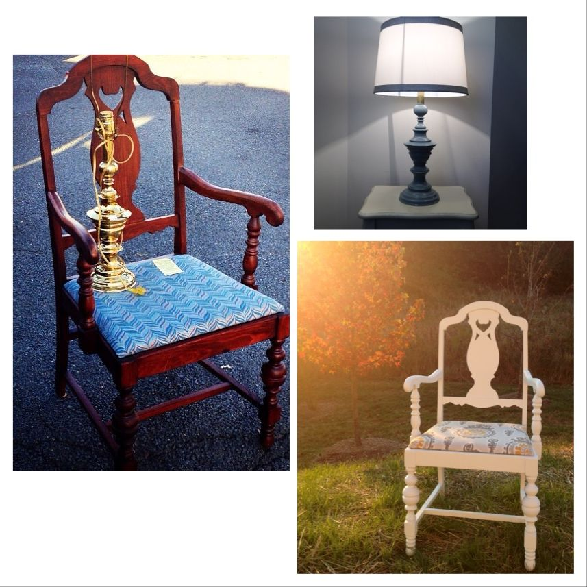 my first Salvation Army upcycle project!