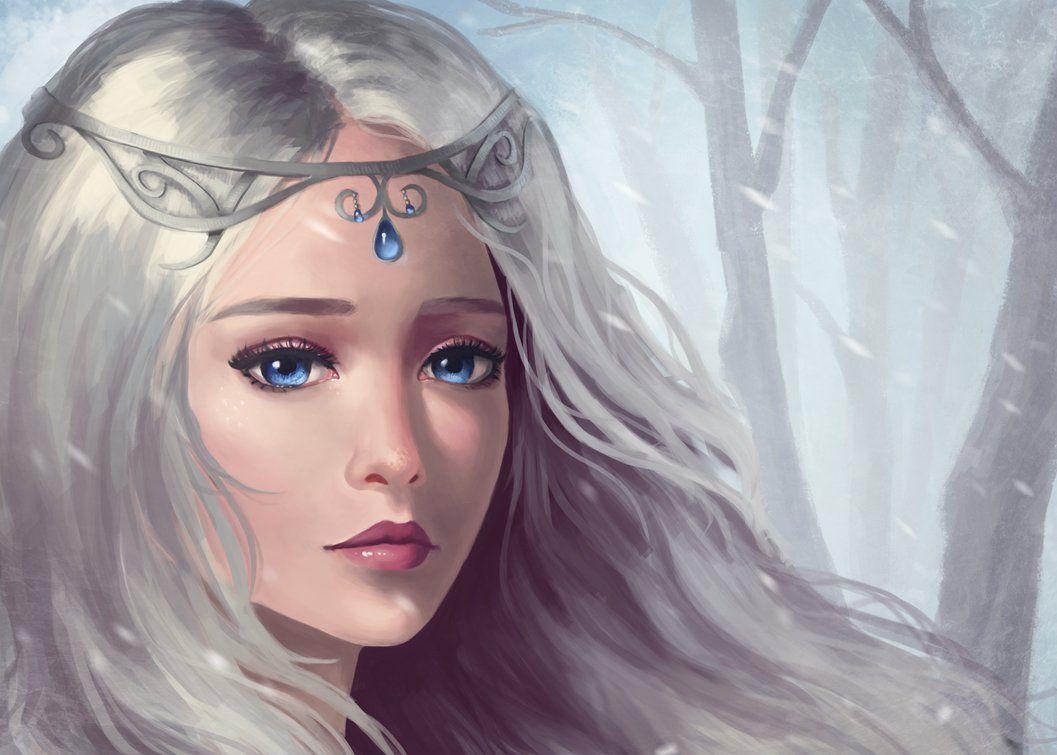 Of the Frozen by meiyue