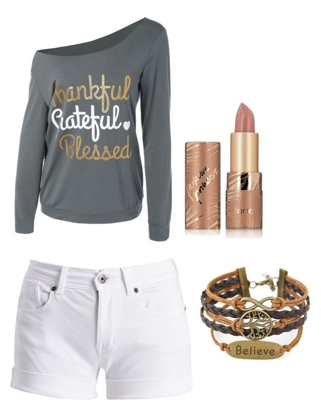 """Cool lounging"" by rye05 ❤ liked on Polyvore featuring Barbour International and tarte"