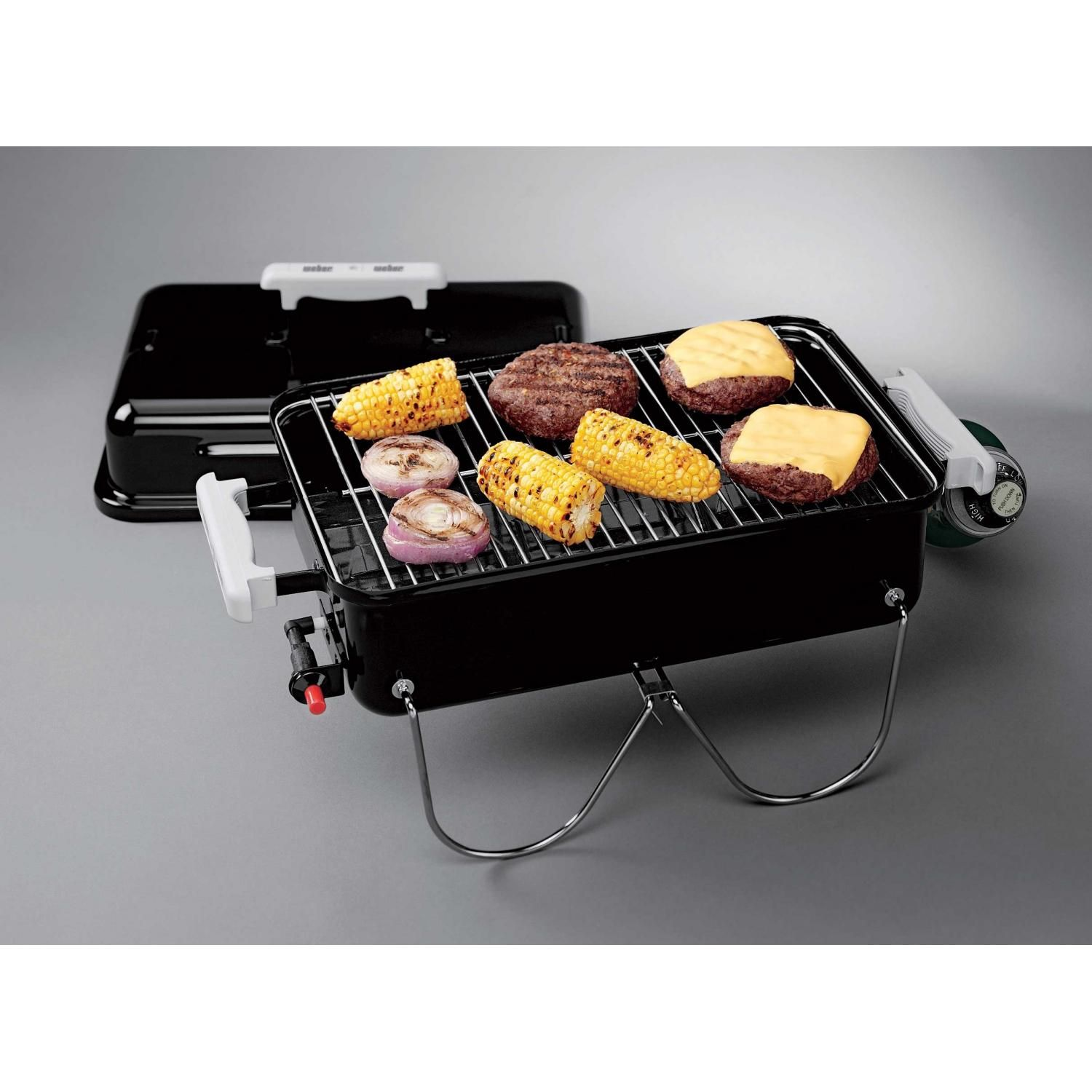 Højmoderne Weber Go-Anywhere Portable Propane Gas BBQ Grill | BBQ'S and ZA-43