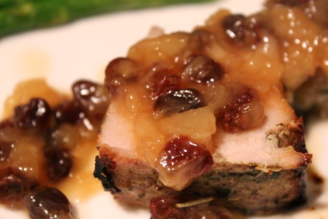 recipe: pineapple sauce for pork tenderloin [12]