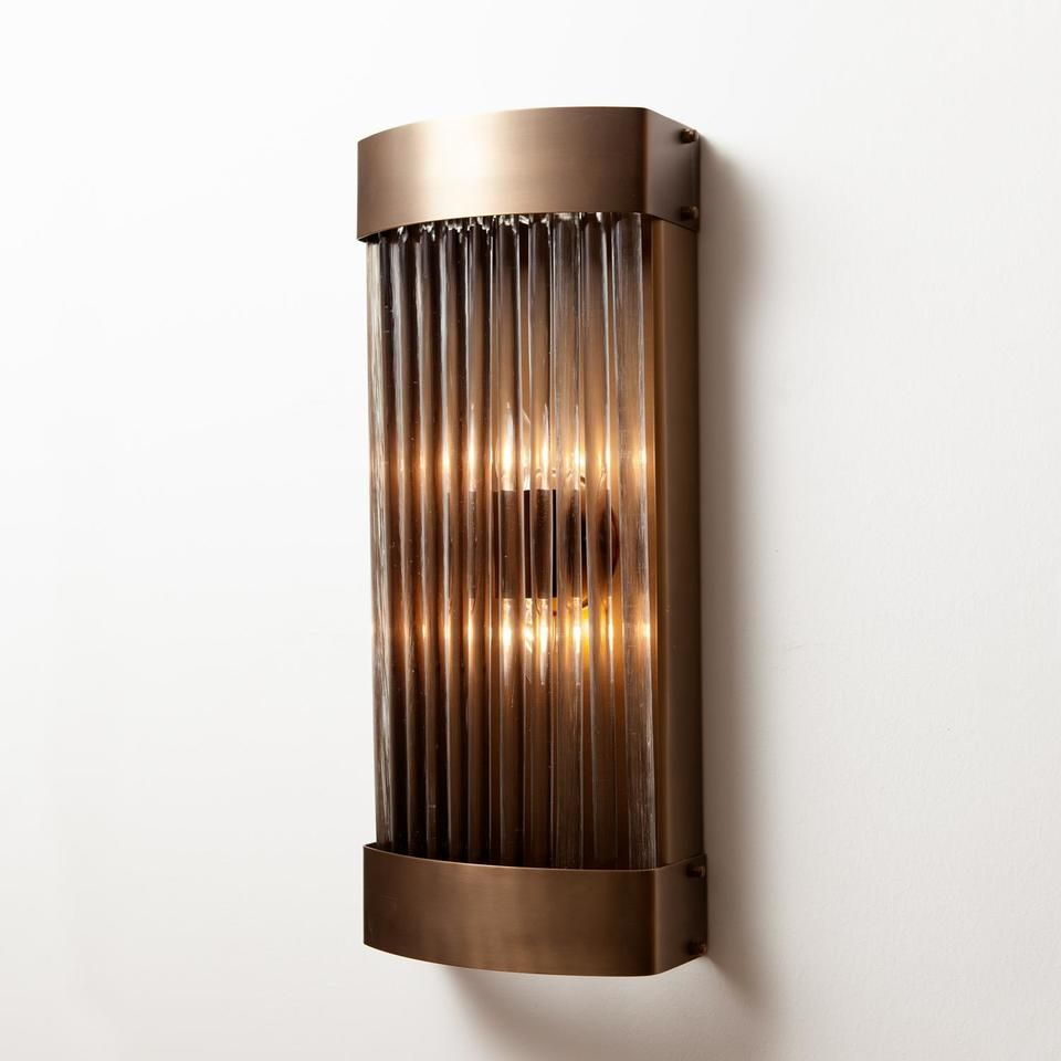 Global Views Rain Wall Sconce Hw 9 93092 In 2020 Wall Sconces Sconces Wall
