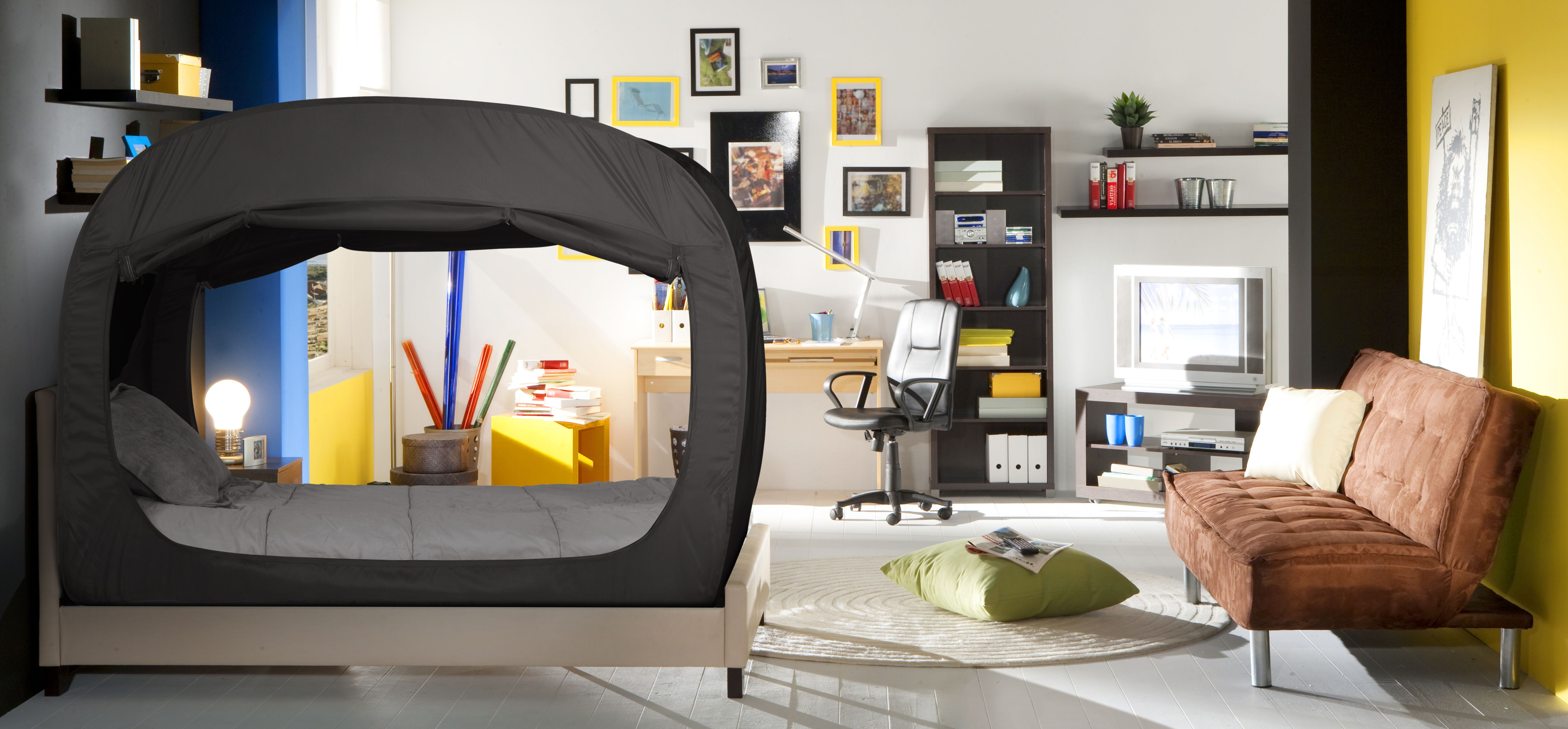 Privacy Pop Lifestyle! Bed tent, Bed tent twin, Tent