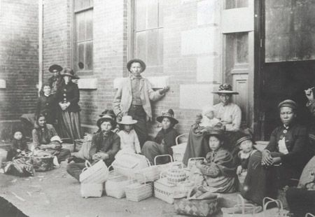 African Canadians Selling Their Handmade Goods At Market In Halifax Nova Scotia African American History Canadian History Black History