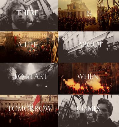 Les Miserables Do You Hear The People Sing Les Miserables How