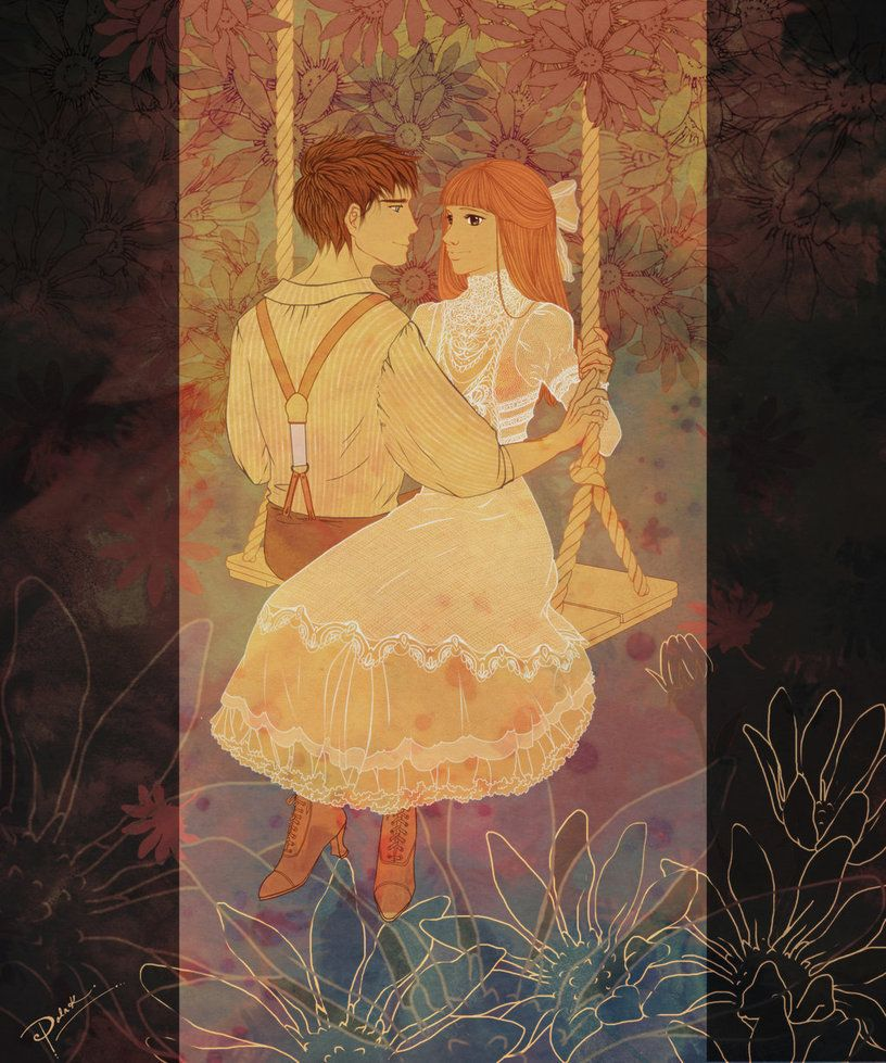 Mary and Dickon by on DeviantArt