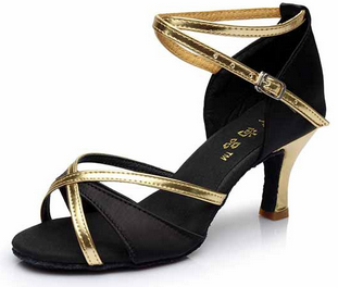 Buty Do Tanca Tango Salsa Tance Latino Wysoki Obcas 34 41 Fitsu Salsa Shoes Latin Dance Shoes Latin Shoes