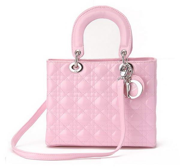Mini Lady bag from Dior...perfect in pink | PINKterest | Pinterest ...