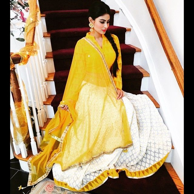 Pin by Keerthi on Skirt | Dresses, Yellow, white dress